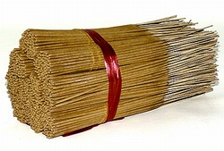 Unscented Incense Sticks
