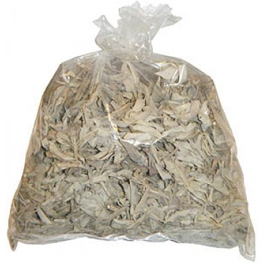 California White Sage Whole Leaf